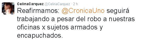 Tuit 2_editora CrónicaUno